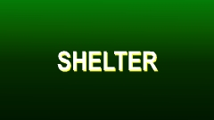 Shelter Actions Button